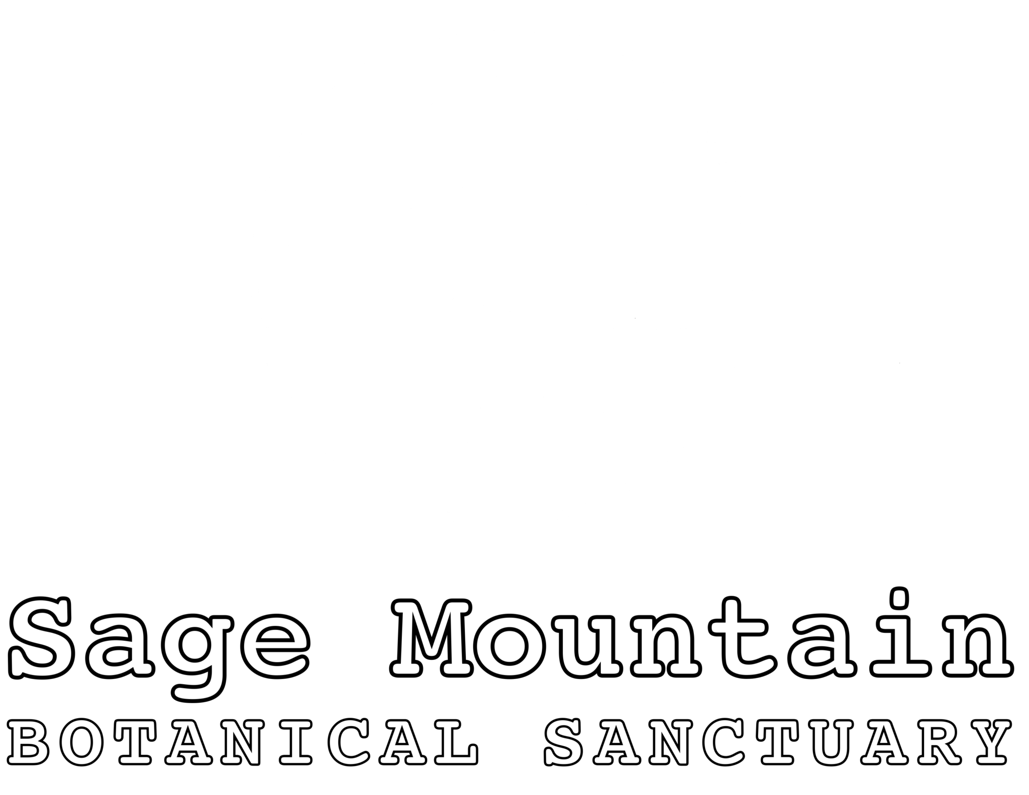 Sage Mountain Botanical Sanctuary